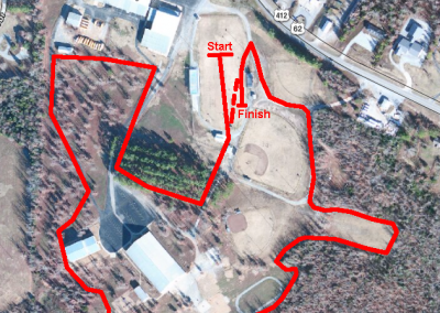 Salem High Course Map
